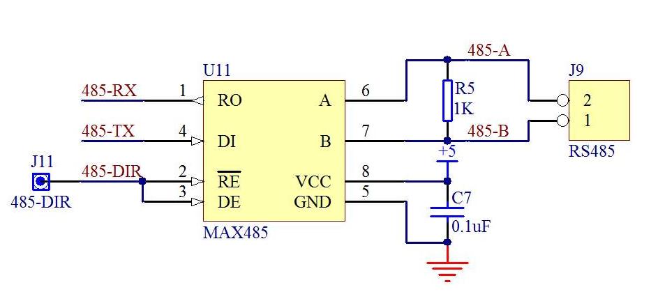 RS232接口电路设计