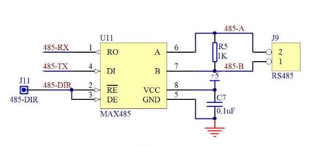 通讯线路如何加tvs二极管